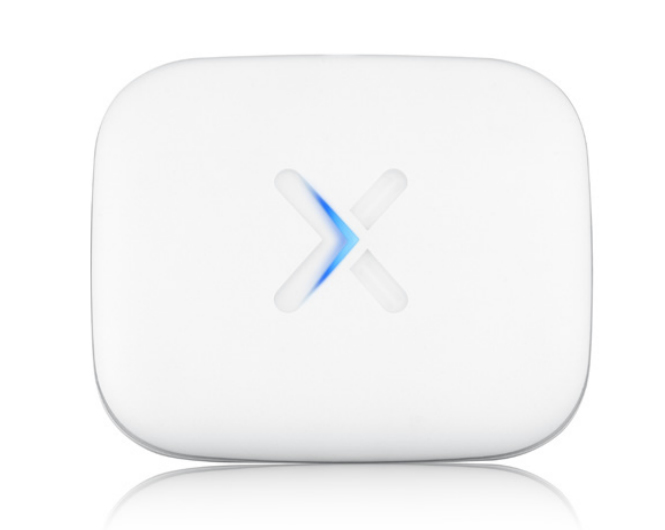 Zyxel Multy Mini 1300 Mbit/s Network repeater White