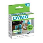 DYMO S0929120 DirectLabel-etikettes, 25mm x25 mm