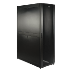 Tripp Lite 42U Deep Server Rack, Euro-Series - 1200 mm Depth, Doors & Side Panels Included