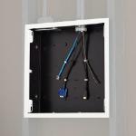 Chief PAC526FW flat panel wall mount Black
