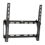 """Tripp Lite Tilt Wall Mount for 26"""" to 55"""" TVs and Monitors, -10° to 0° Tilt"""