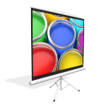 "Pyle PRJTP84 projection screen 84"" 4:3"