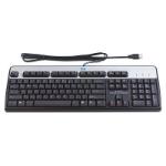 HP Standard USB Windows UK keyboard English