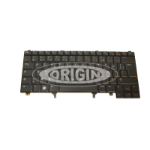 Origin Storage N/B Keyboard E6420/E5420 French Layout - 84 Keys Backlit Dual Point