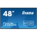 "iiyama ProLite LE4840S-B1 Digital signage flat panel 48"" LED Full HD Black"