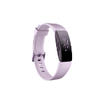 Fitbit Inspire HR Wristband activity tracker Black,Lilac OLED