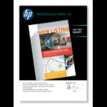 HP Q6594A Tintendruckerpapier A3 (297x420 mm) Matte Weiß