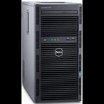 DELL PowerEdge T130 3GHz E3-1220V5 290W Mini Tower server