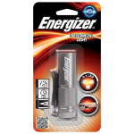 Energizer LED Metal Torch Hand flashlight Grey