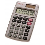Genie 510 Pocket Basic Grey calculator