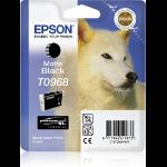 Epson Husky T0968 Original Mattschwarz 1 Stück(e)