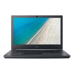 "Acer TravelMate P2510-M-38GC 2.4GHz i3-7100U 15.6"" 1366 x 768pixels Black Notebook"