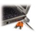 Kensington Candado con llave para portátiles MicroSaver®