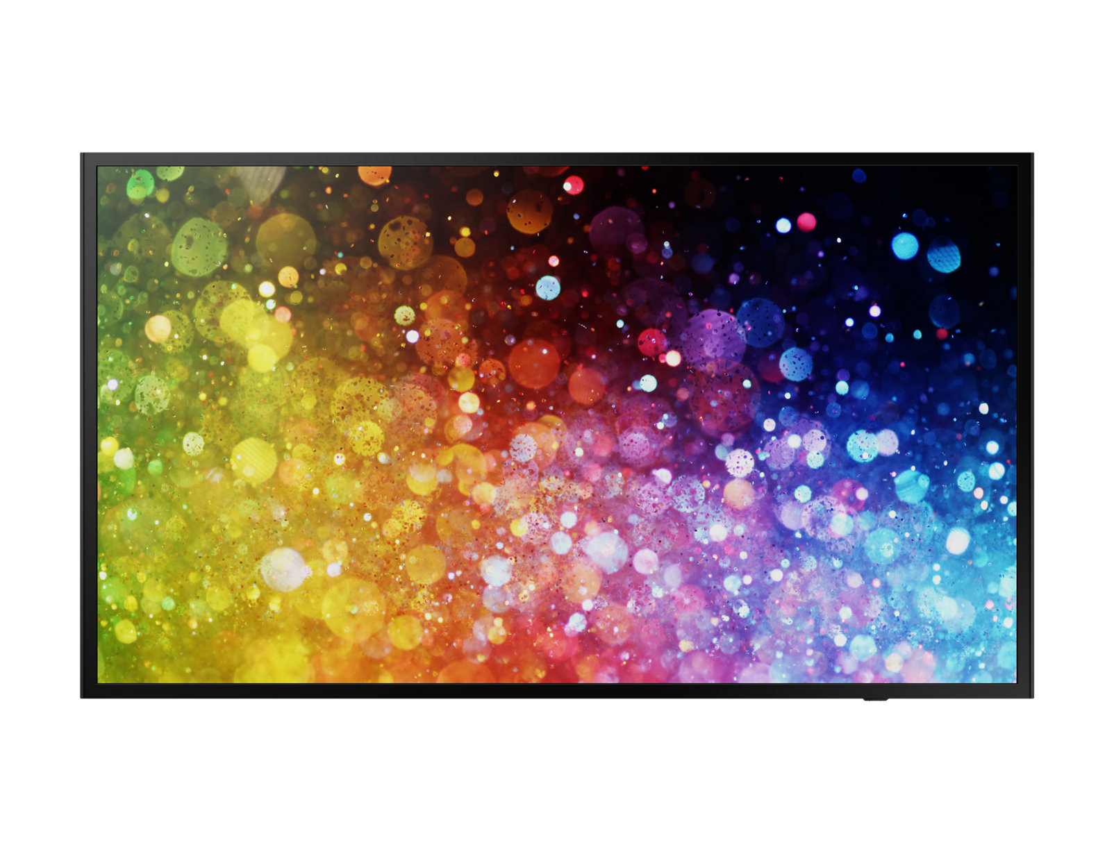 "Samsung LH43DCJPLGC signage display 109.2 cm (43"") LED Full HD Digital signage flat panel Black"