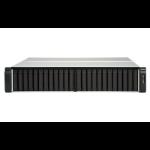 QNAP TES-3085U Ethernet LAN Rack (2U) Zwart NAS