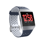 Fitbit Ionic: Adidas Edition Armband activity tracker LCD Wired/Wireless Silver
