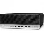 HP 600 ProDesk G5 SFF, i5-9500, 8GB, 1TB, W10P64, 3-3-3 (Replaces 4VT27PA)