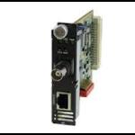 Perle eX-1C1110-BNC Network receiver Black,Green