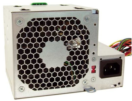 HP 404796-001 240W Silver power supply unit