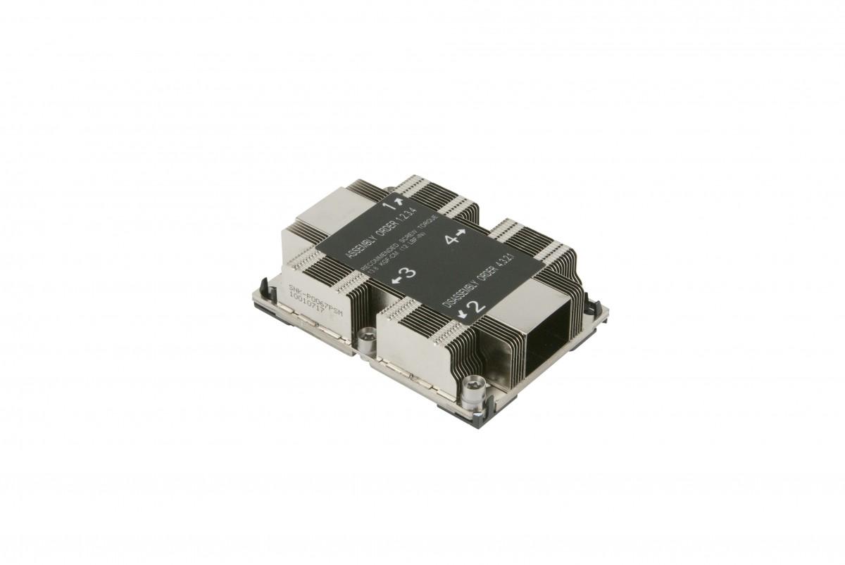 Supermicro 1U PASSIVE CPU HEATSINK Processor