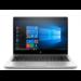 """HP EliteBook 840 G6 Notebook Zilver 35,6 cm (14"""") 1920 x 1080 Pixels Touchscreen Intel® 8de generatie Core™ i5 8 GB DDR4-SDRAM 256 GB SSD Wi-Fi 6 (802.11ax) Windows 10 Pro"""