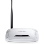 TP-LINK TL-WR740N Fast Ethernet White wireless router
