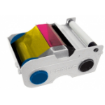 HID Identity 045000 printer ribbon 250 pages Cyan,Magenta,Yellow
