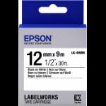 Epson LK-4WBN labelprinter-tape