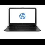 "HP 15-ba037cl 2.4GHz A10-9600P 15.6"" 1366 x 768Pixeles Negro Portátil"