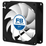 ARCTIC F8 PWM 4-Pin PWM fan with standard case