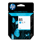 HP 85 cyaan DesignJet inktcartridge, 28 ml