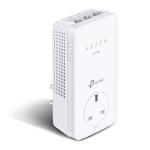 TP-LINK TL-WPA8631P PowerLine-netwerkadapter 1300 Mbit/s Ethernet LAN Wi-Fi Wit 1 stuk(s)