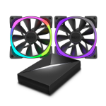 NZXT Aer RGB & HUE+ Computer case Fan