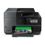 HP OfficeJet 8620 4800 x 1200DPI Inkjet A4 21ppm Wi-Fi Black multifunctional