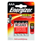 Energizer AAA Max Alkaline 1.5V non-rechargeable battery