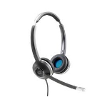 Cisco 532 Binaural Head-band Black headset