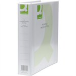 Q-CONNECT KF01329Q White ring binder
