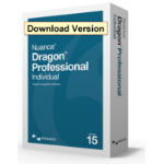 Nuance Dragon NaturallySpeaking Professional Individual v15. ESD.