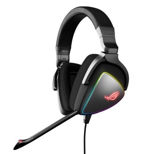ASUS ROG Delta Headset Head-band Black