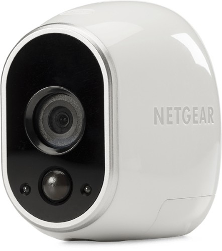 Arlo VMS3330 IP security camera Outdoor Bullet White 1280 x 720 pixels