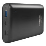 Ansmann Powerbank 20.8 power bank Black Lithium Polymer (LiPo) 20000 mAh