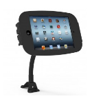 Maclocks Compulocks iPad Secure Space Enclosure with Flex Arm Kiosk Black - Mounting kit (mount, anti-theft e