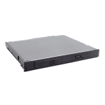 Hewlett Packard Enterprise 24X 68Pin Carbon Slimline CD Drive optical disc driveZZZZZ], 356963-B21