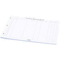 Concord VISITORS BOOK REFILL P50