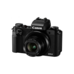 "Canon PowerShot G5 X Compact camera 20.2MP 1"" CMOS 5472 x 3648pixels Black"