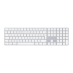 Apple Magic Tastatur Bluetooth QWERTY Italienisch Weiß