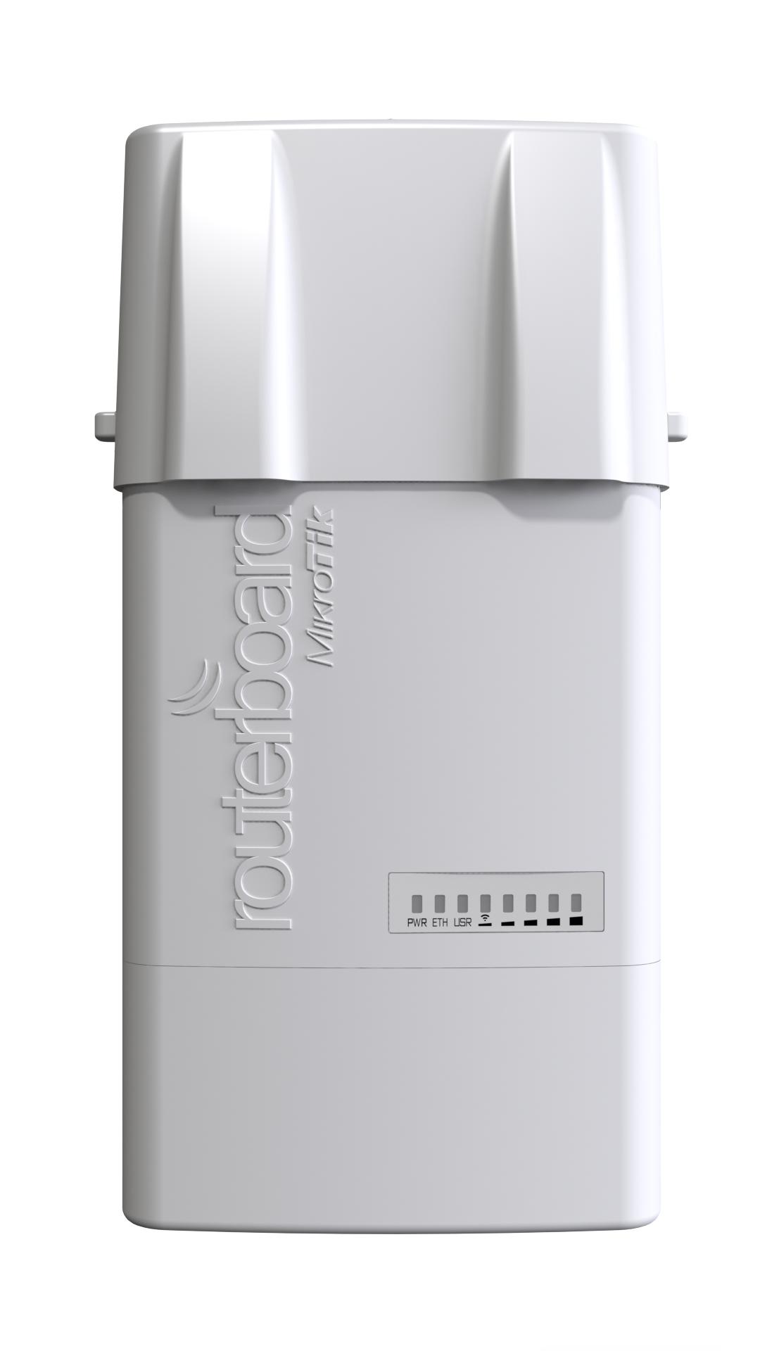 Mikrotik BaseBox 5 Power over Ethernet (PoE) Grey WLAN access point