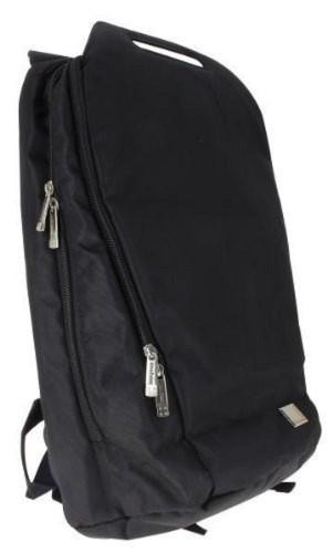 """Urban Factory Slim Laptop Backpack 15.6"""" Black"""