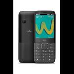"""Wiko Riff3 Plus 6,1 cm (2.4"""") 73,5 g Negro Característica del teléfono"""