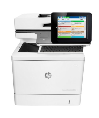 HP Color LaserJet Enterprise M577c Laser 38 ppm 600 x 600 DPI A4